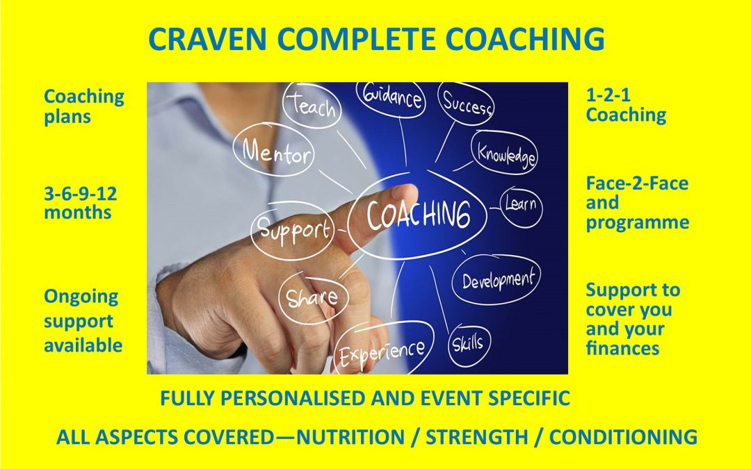 Craven Complete Coaching Services